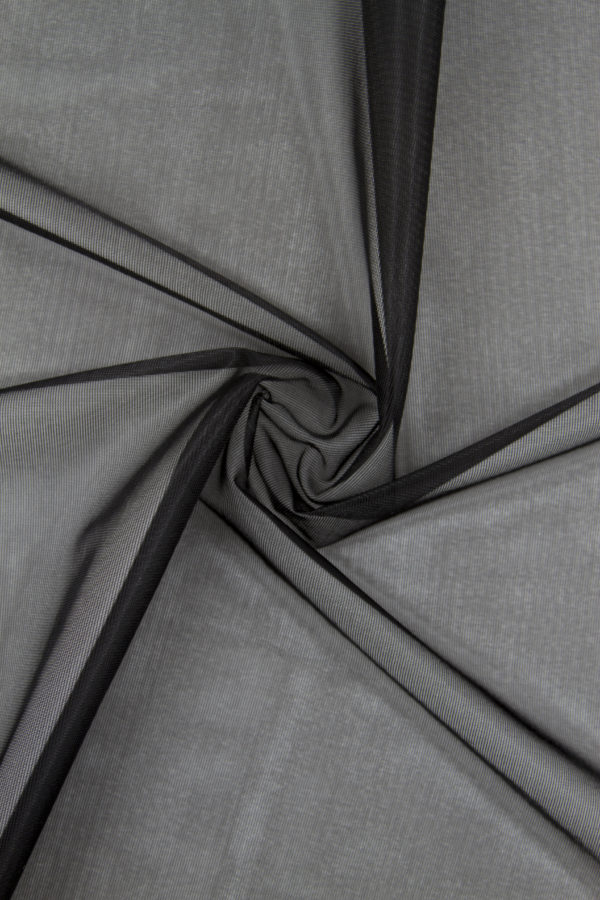 Сетка корсетная черная