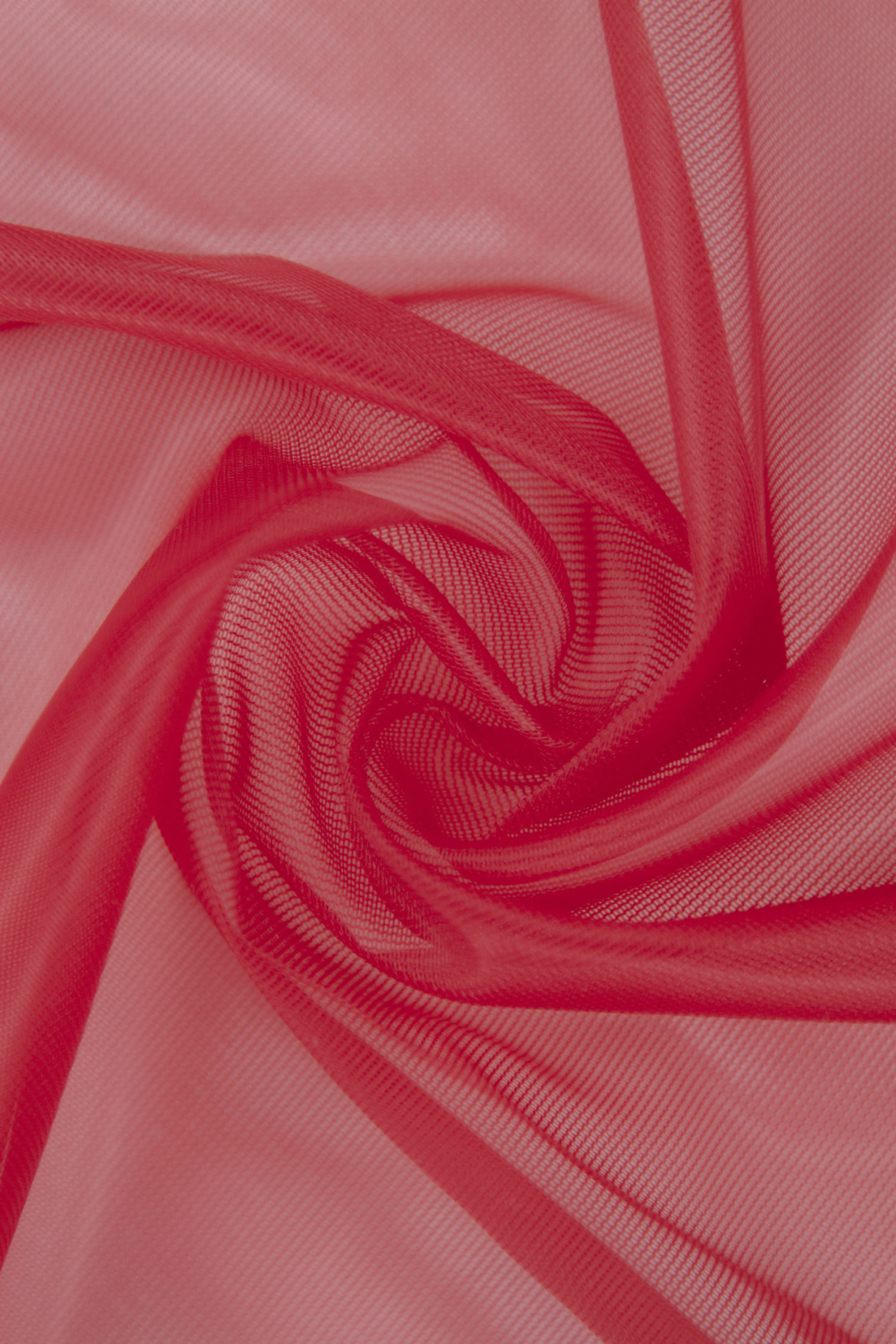 Сетка корсетная красная