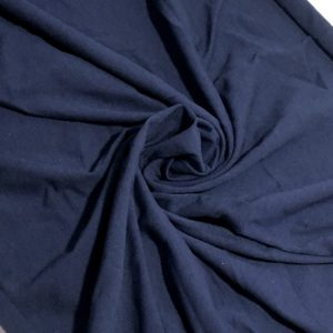 Кулирка хлопковая на ластовицу темно-синяя