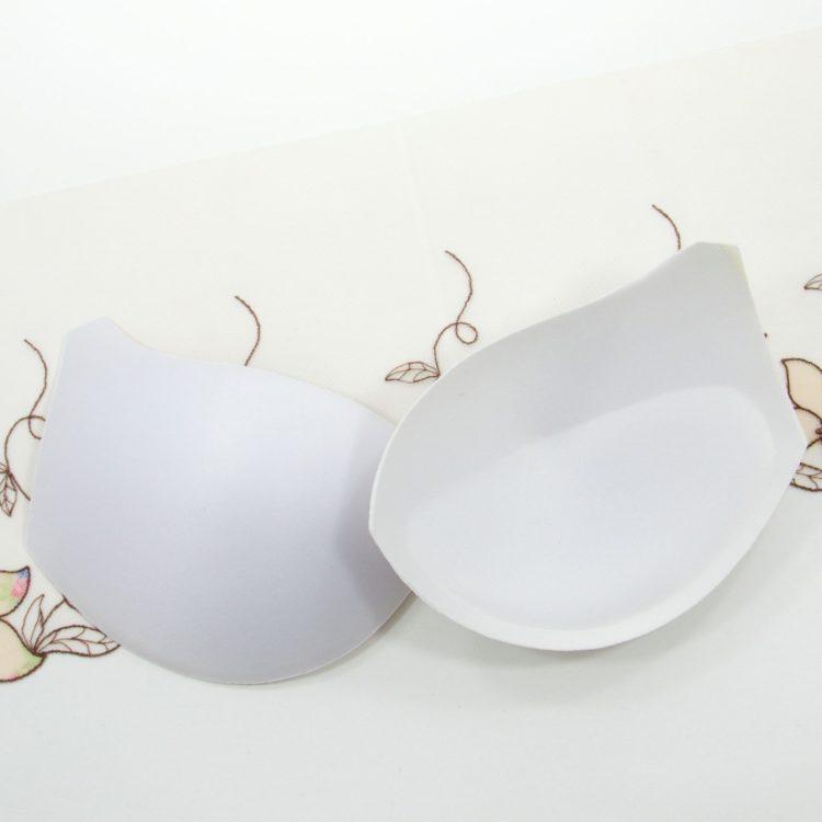 Чашки поролоновые белые с уступом под бретель с пушап 70A/65B, 75A/70B/65C, 80A/75B/70C, 85A/80B/75C/70D, 85B/80C/75D