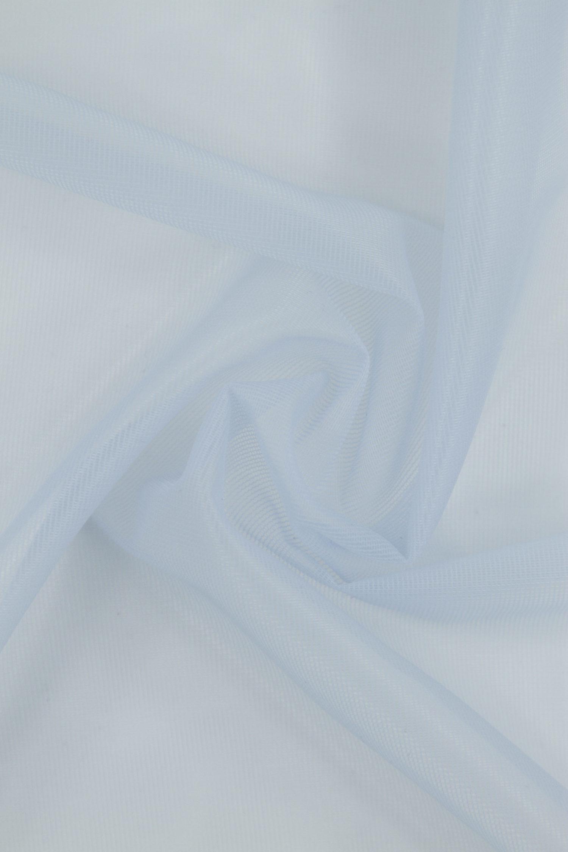 Сетка корсетная голубая
