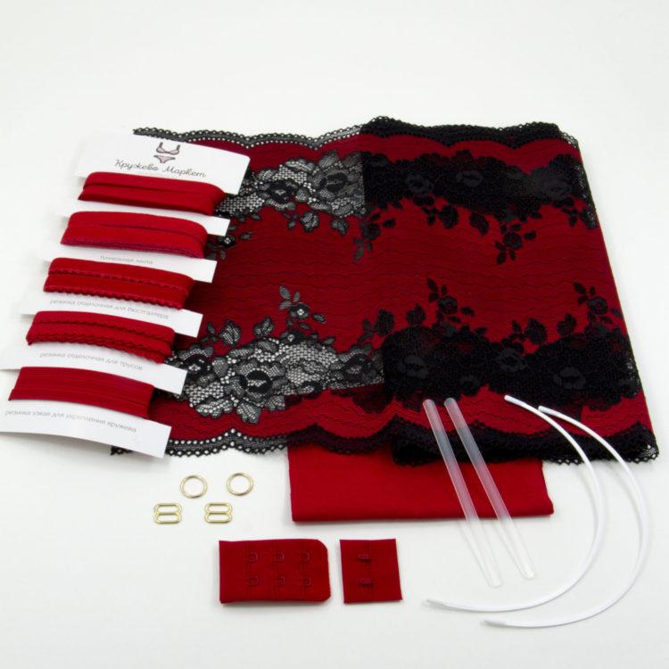 Набор для пошива нижнего белья № 8