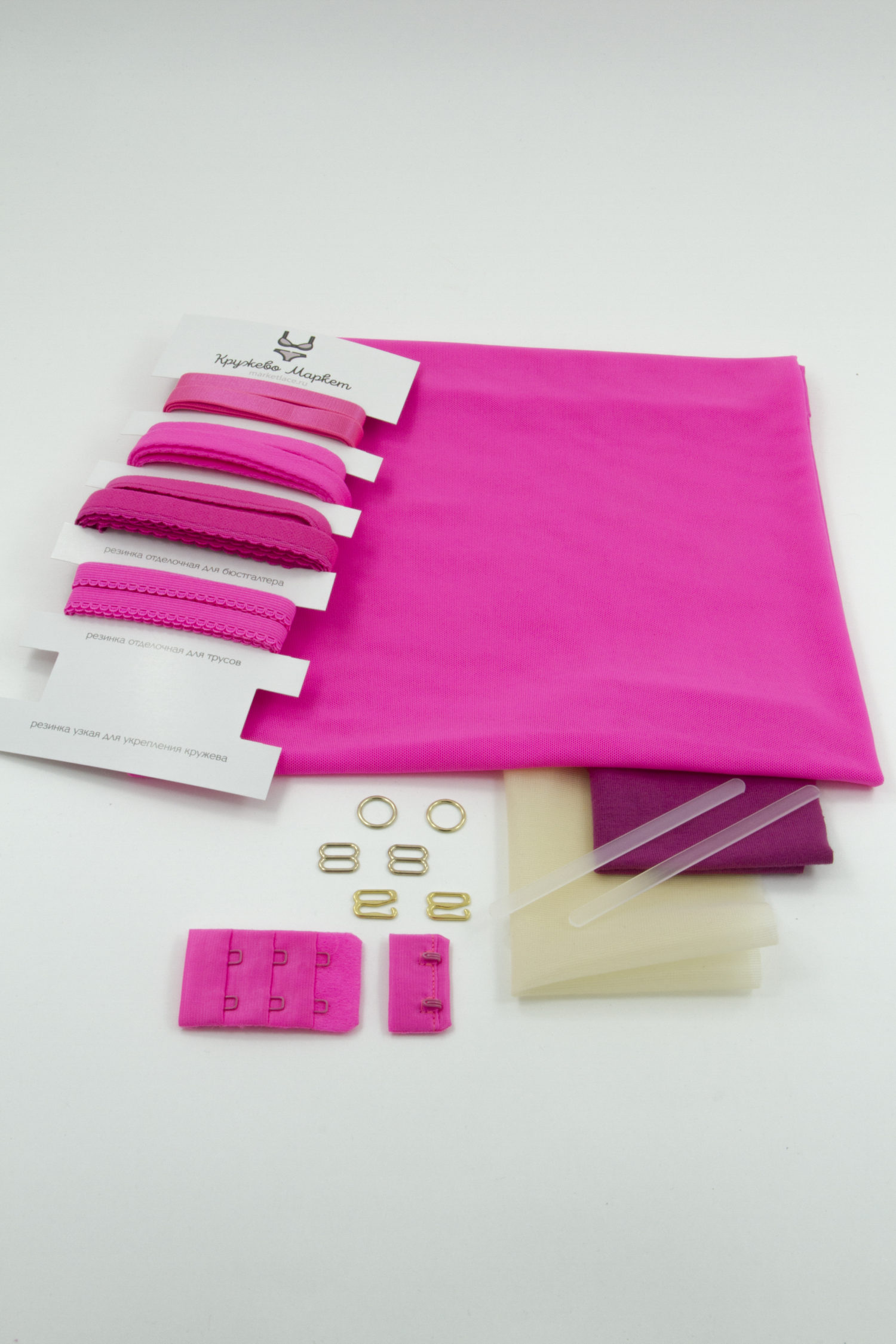Набор для пошива нижнего белья № 34
